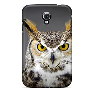 Waterdrop Snap-on Pretty Owl Case For Galaxy S4