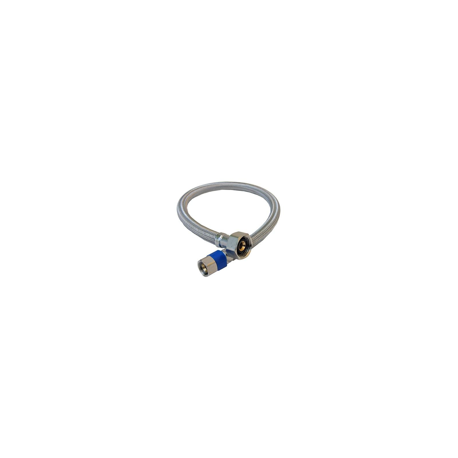 Larsen Supply 10-0113 Faucet Connector, Stainless Steel, 3/8-In. Compression x 1/2-In. Female Iron Pipe x - Quantity 10