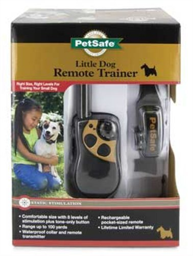 PetSafe Deluxe Little Dog Trainer, PDT00-10867 - Deluxe Little Dog Trainer