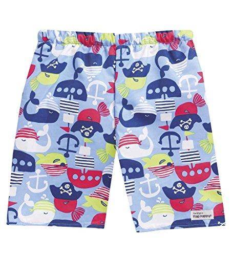 CWDKids Pirate Swim Trunks Size 2