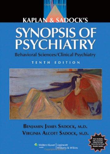 Kaplan Psychiatry Pdf