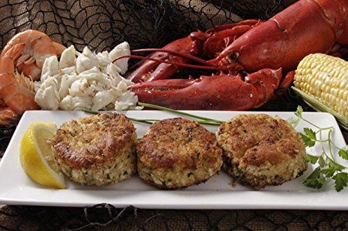 Shrimp Crab Cakes (LOBSTER, SHRIMP, AND CRAB CAKE (Rjfoods Lobster & Shrimp Crab Cakes))