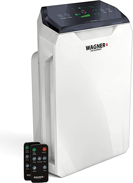 Purificador de Aire Wagner Suiza Premium: Amazon.es: Hogar