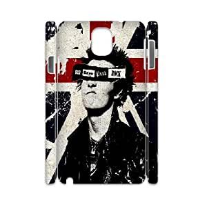 HFHFcase Customized 3D-printed Case for Samsung Galaxy Note3 N9000, Sex Pistols 3D Samsung Galaxy Note3 N9000 Cover Case