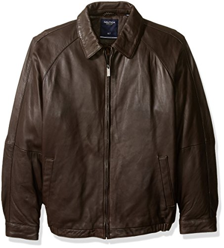 Big And Tall Leather Jackets - 4