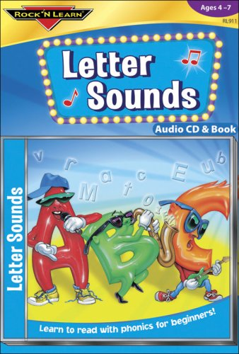 Letter Sounds (Rock 'N Learn) by Brand: Rock 'n Learn