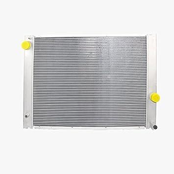 BMW Cooling Radiator OEM Quality 17117534904