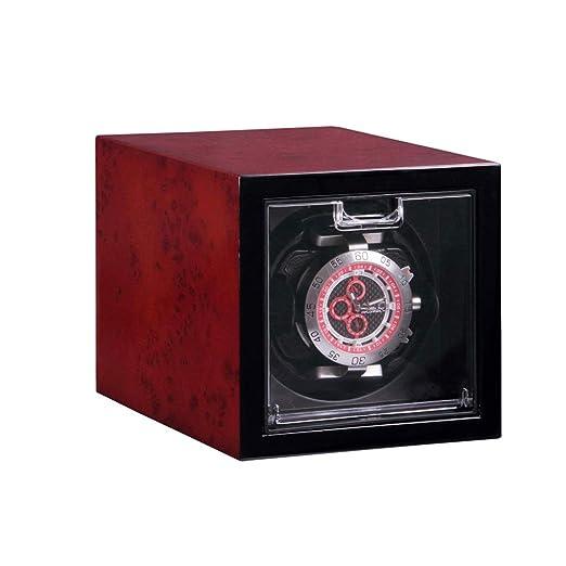 Reloj Motor Silencioso Mecánico Madera Del Devanadera nOXw80kNP
