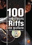 Tauzin Bruno 100 Meilleurs Riffs Guitare Guitar Book/Cd