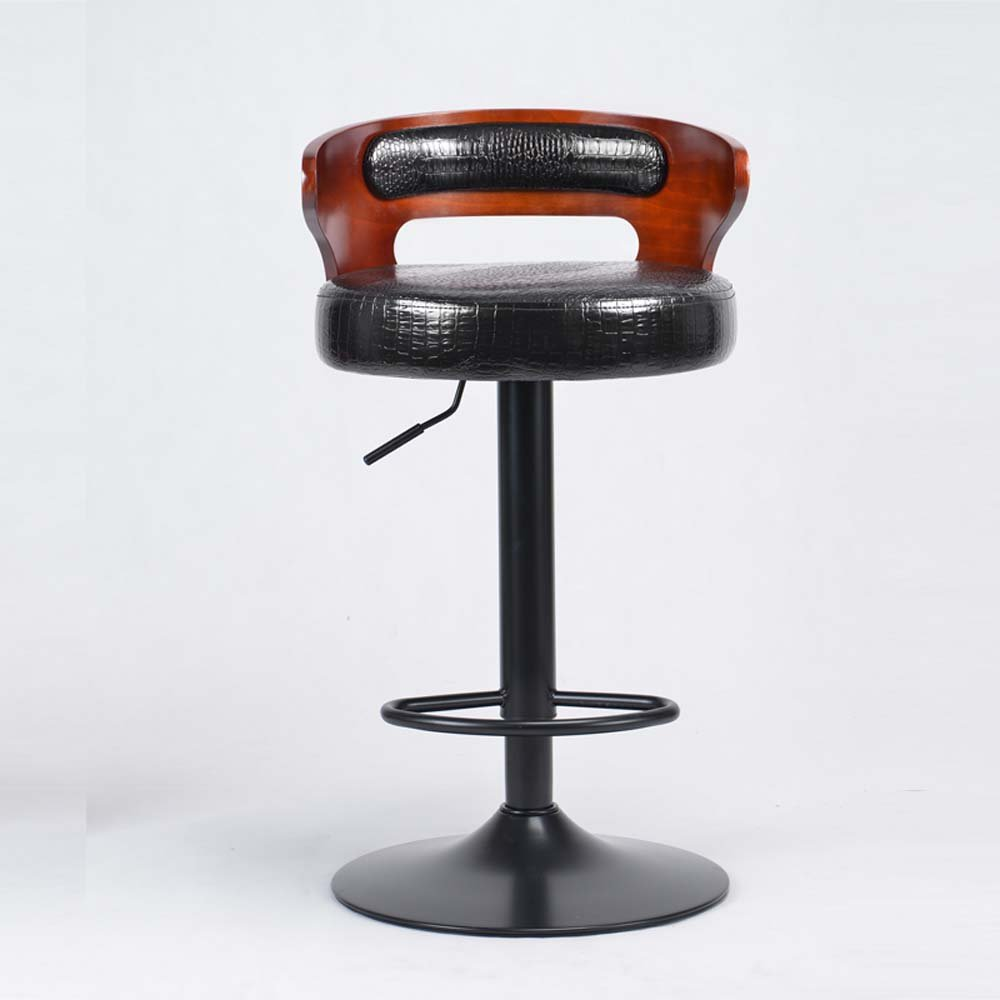 Amazon.com: ZHANGRONG- American Bar Chairs Retro European ...