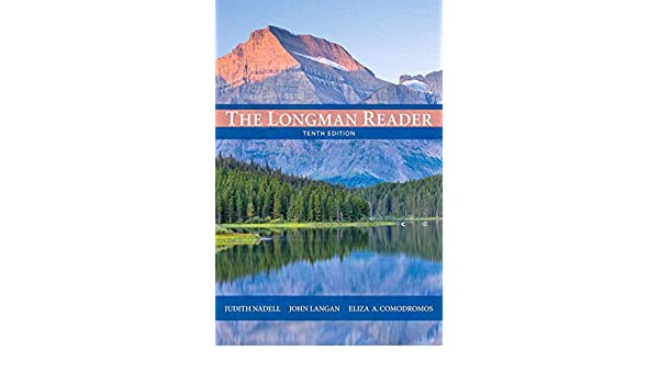 Amazon.com: Longman Reader, The, Plus MyWritingLab with eText ...