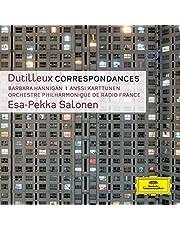 Dutilleux: Correspondances