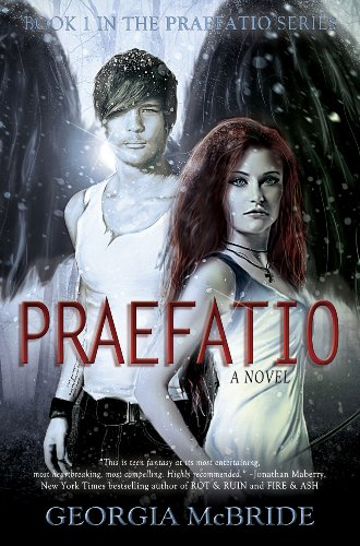Praefatio: A Novel cover