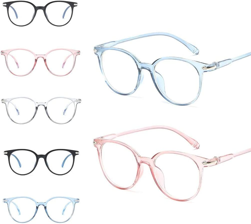 Beaums Blue Light Blocking Spectacles Anti Eyestrain Decorative Computer Radiation Protection Eyewear Glasses Light Computer Radiation Protection Eyewear