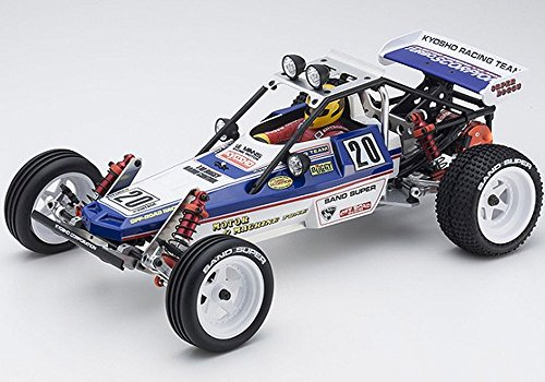 Kyosho Turbo Scorpion Vintage Series Kit 1:10-scale from Kyosho