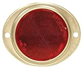PM V472R Aluminum Oval Reflector
