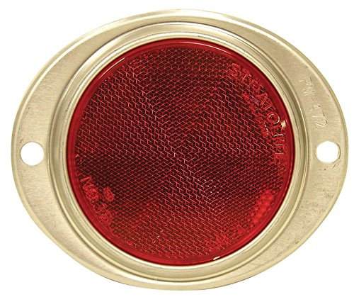 PM V472R Aluminum Oval Reflector by Peterson Mfg Co (Image #1)