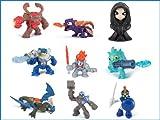 Skylanders Giants Exclusive Figure Set of 9 Includes: Tree Rex , Spyro , Gill Grunt , Jet-vac , Crusher , Drobot , Chop Chop , Ignitor & Kaos