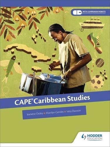CAPE Caribbean Studies