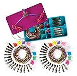 Choose Friendship Summer Craft Kit My Ribbon Barrette Maker Summer Craft Challenge Activity Assortment / 12 Projects
