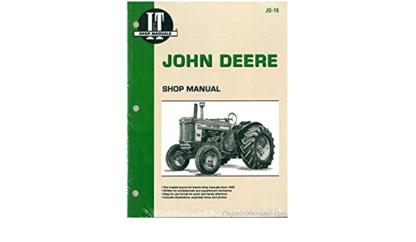wiring diagram for 720 john deere tractor jd 16 john deere 520 530 620 630 720 730 tractor repair manual by  jd 16 john deere 520 530 620 630 720
