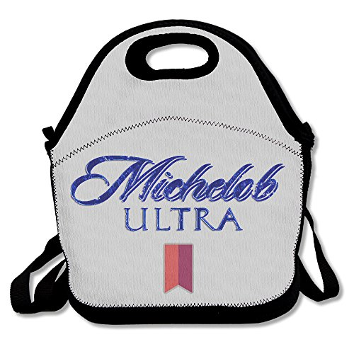 michelob-beer-insulated-lunch-bag-backpack-tote-with-zipper-carry-handle-and-shoulder-strap-for-adul