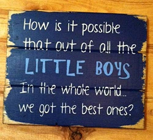 CELYCASY How is it Possible That Out of All The Little Boys in The World we got The Best Ones 13