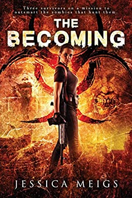 The Becoming zombie book series