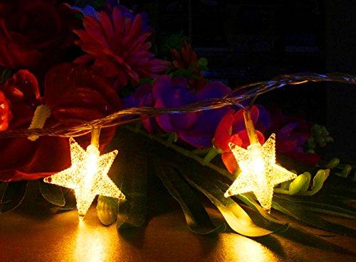 Star Lanterns With Led Lights - 6