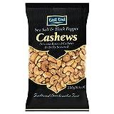 East End Sea Salt & Black Pepper Cashew Nuts - 250g