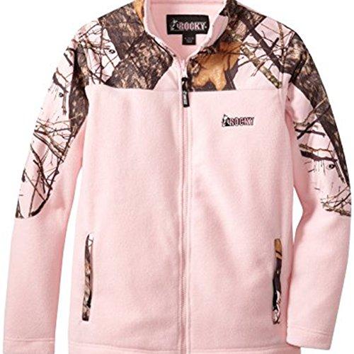 rocky-girls-youth-mossy-oak-fleece-jacket-camouflage-medium