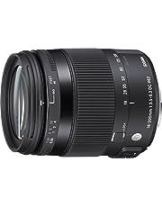 Sigma 18-200mm F3,5-6,3 DC Macro OS HSM Contemporary lens, 62mm filterdraad voor Canon objectiefbajonet
