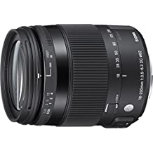 Sigma 18-200mm F3.5-6.3 Contemporary DC Macro OS HSM Lens for Pentax