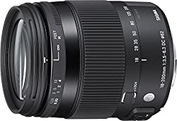 Image of the product Sigma 885101 18 200mm F35 that is listed on the catalogue brand of Sigma.