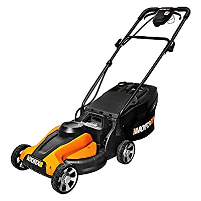 WORX 24V Cordless 14 in. Lawn Mower