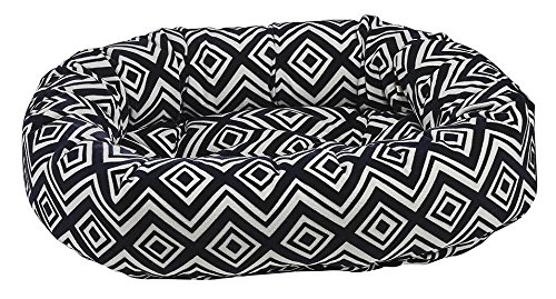 Bowsers Donut Bed, Small, Azure