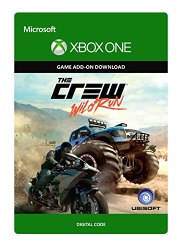 The Crew: Wild Run - Xbox One Digital Code by Ubisoft