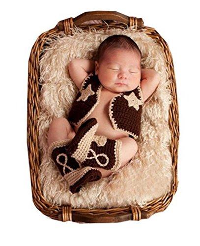 Shiny (Baby Girl Cowboy Costume)