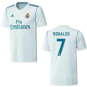Adidas Real Madrid Trikot Home Kinder 2018 Ronaldo 7 Amazonde