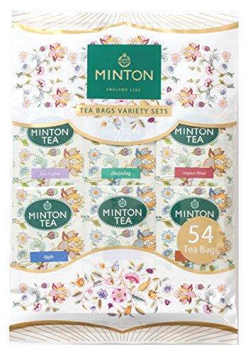 MINTON tea bag Variety Pack 54P