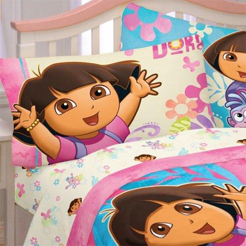 Dora Explorer Exploring Together Sheet product image