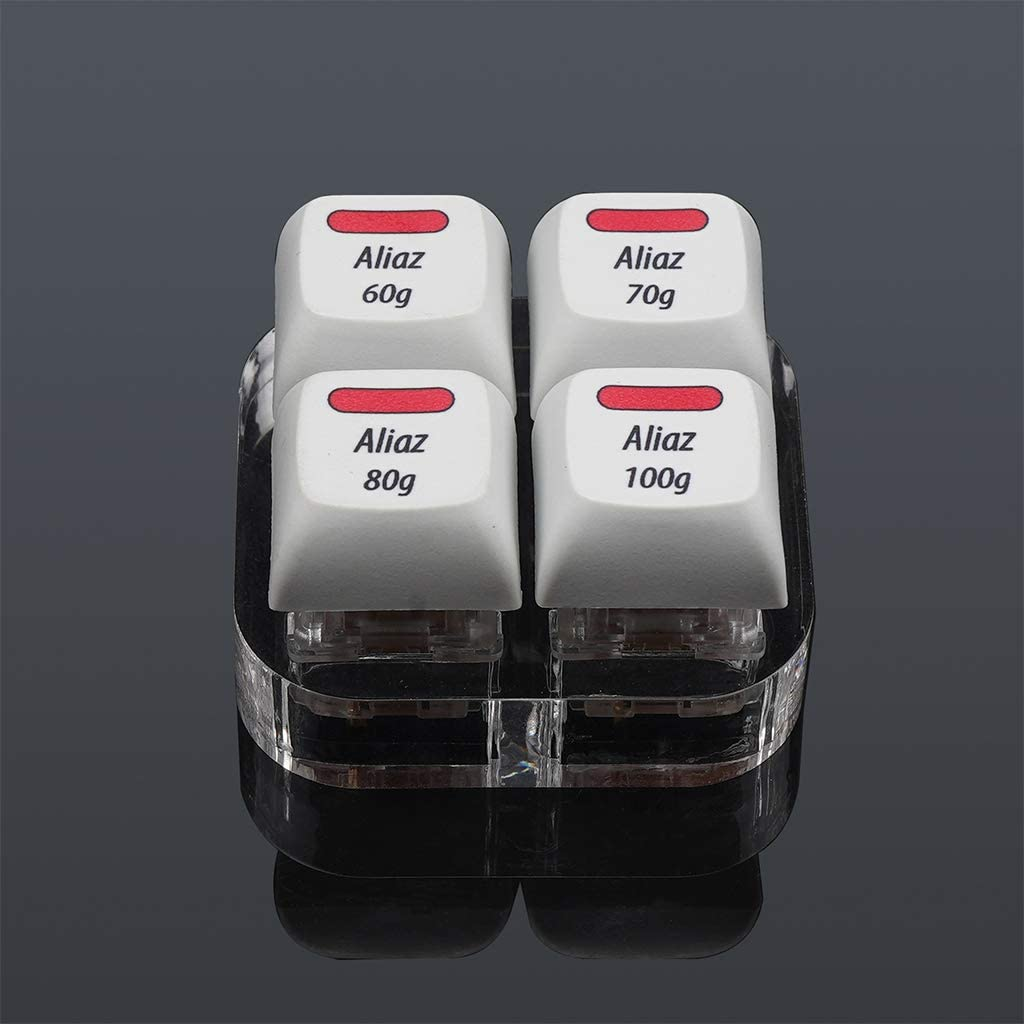 Aliaz Silent Tactile Switch Tester - 4 Switches