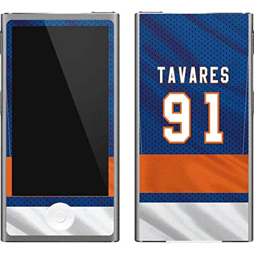 - Skinit NHL New York Islanders iPod Nano (7th Gen&2012) Skin - New York Islanders #91 John Tavares Design - Ultra Thin, Lightweight Vinyl Decal Protection