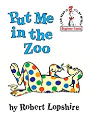 Spot believes he deserves to be in the zoo with the other amazing animals. In this Beginner Book edited by Dr. Seuss, Spot shows two young friends all the exciting things he can do with his spots. From changing their color and juggling them t...