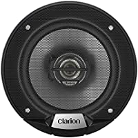 Clarion SRG1323R 5-1/4-Inch 2-Way Coaxial Speaker System - Set of 2