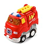 VTech Go! Go! Smart Wheels Press and Race Fire Truck