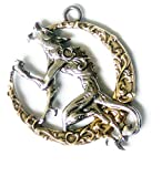 Children of the Night Song of the Lycan Werewolf for Transformation Pendant Charm Amulet Talisman