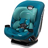 Maxi-Cosi Magellan 5-in-1 Convertible Car Seat for Infant, Toddler, Child, with 1-Click Latch and Base, Emerald Tide Review