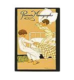 Pillow Vintage Poster Kitchen Bar Glass Cutting Board 11''x8''