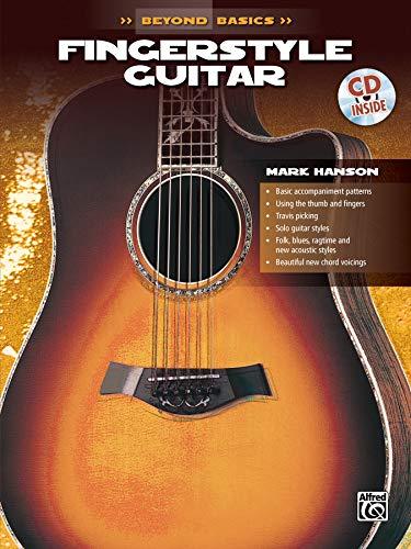 (Beyond Basics: Fingerstyle Guitar, Book & CD )